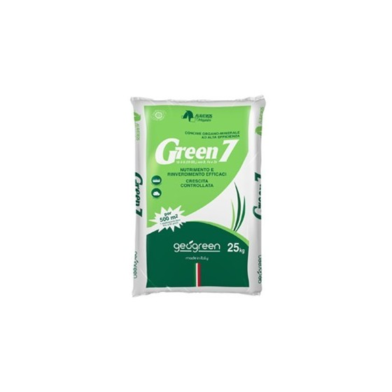 Green 7 mantenimento