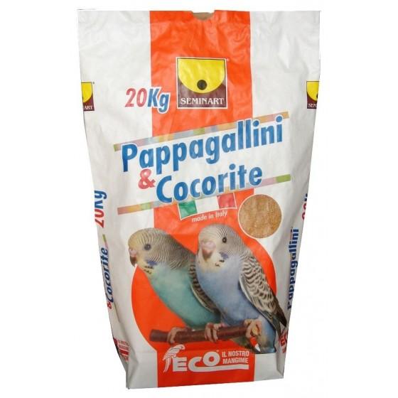 Pappagallini e cocorite eco